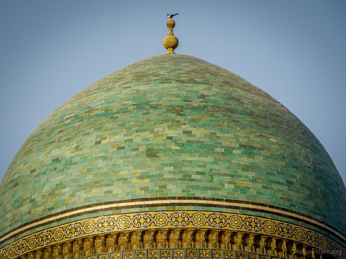 Kuppel der Moschee