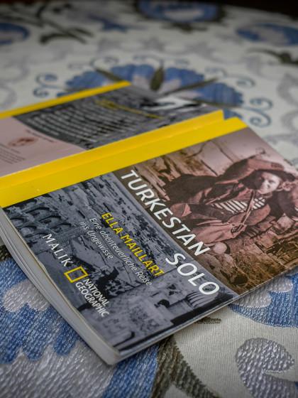 Tukestan Solo Cover