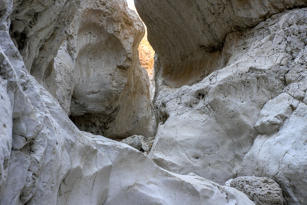 Top-Wanderung Israel: Wadi Tamar