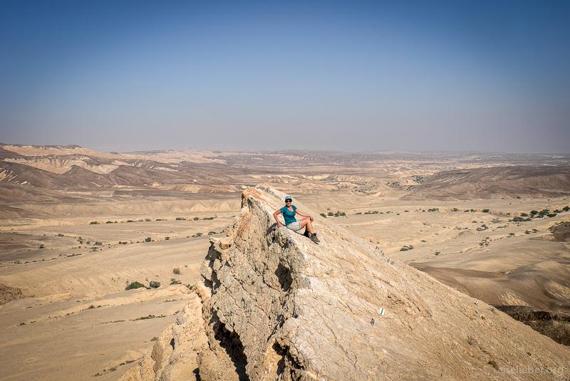 "Top-Wanderung Israel: Auf dem ""Saw Mountain"""