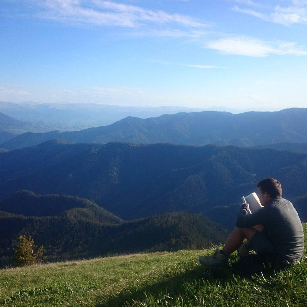 Der beste Platz fr eine Wanderpause im Borjomi Nationalpark derhellip