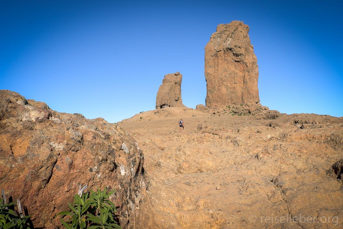 Der Roque Noblo war eine Kultstätte der Urkanarier