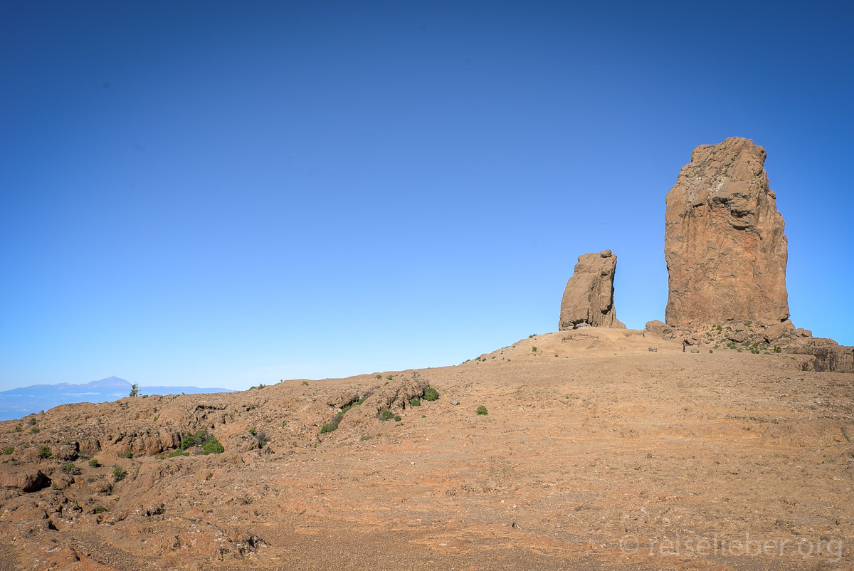 Der Roque Nublo war eine Kultstätte der Urkanarier
