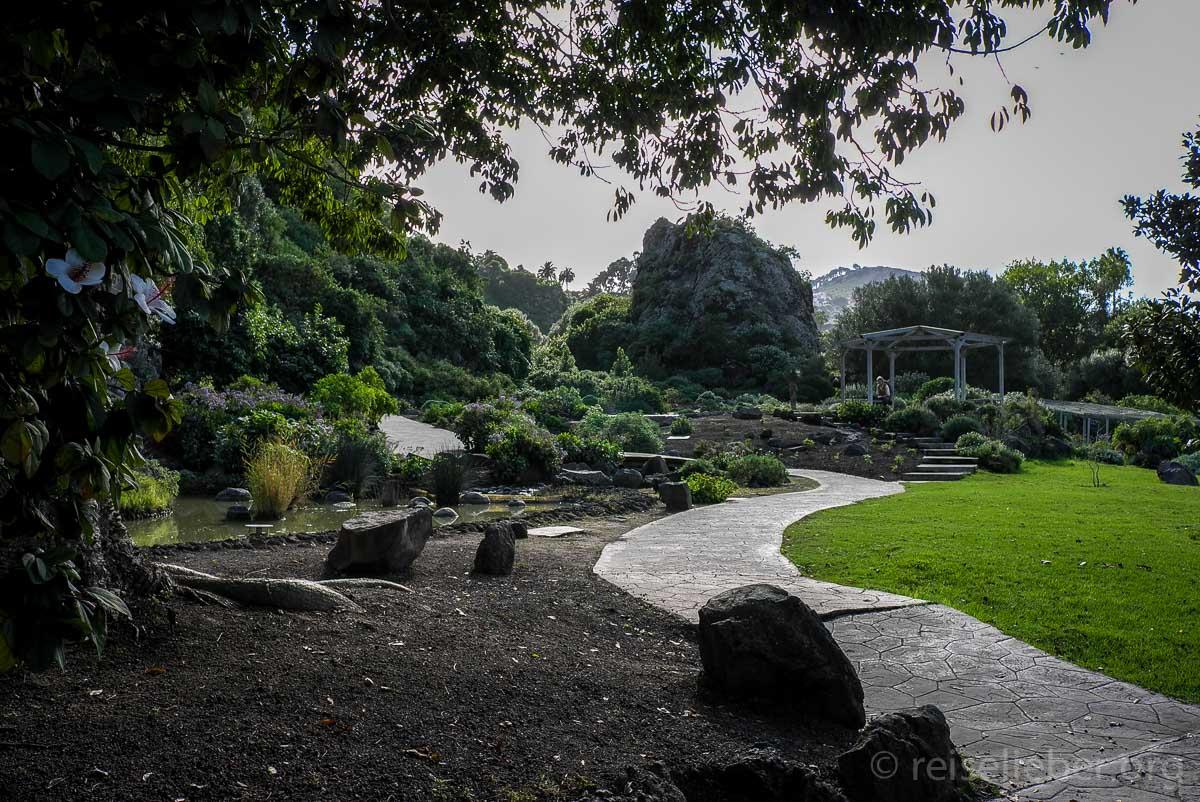 Botanischer Garten Gran Canaria