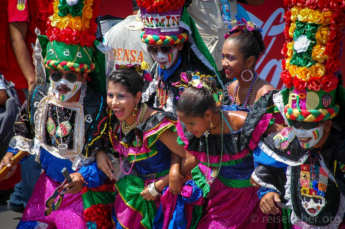 El Congo, Carneval de Barranquilla