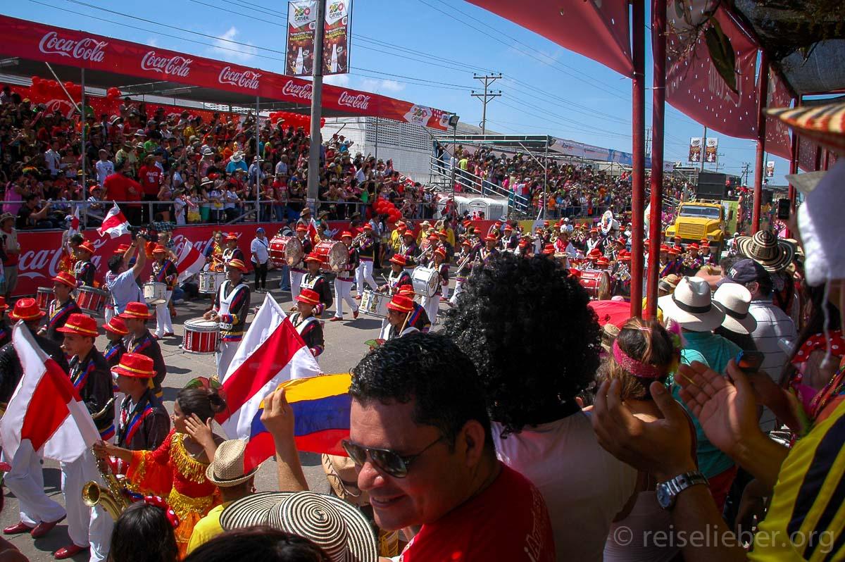 Parade, Carnaval de Barranquilla