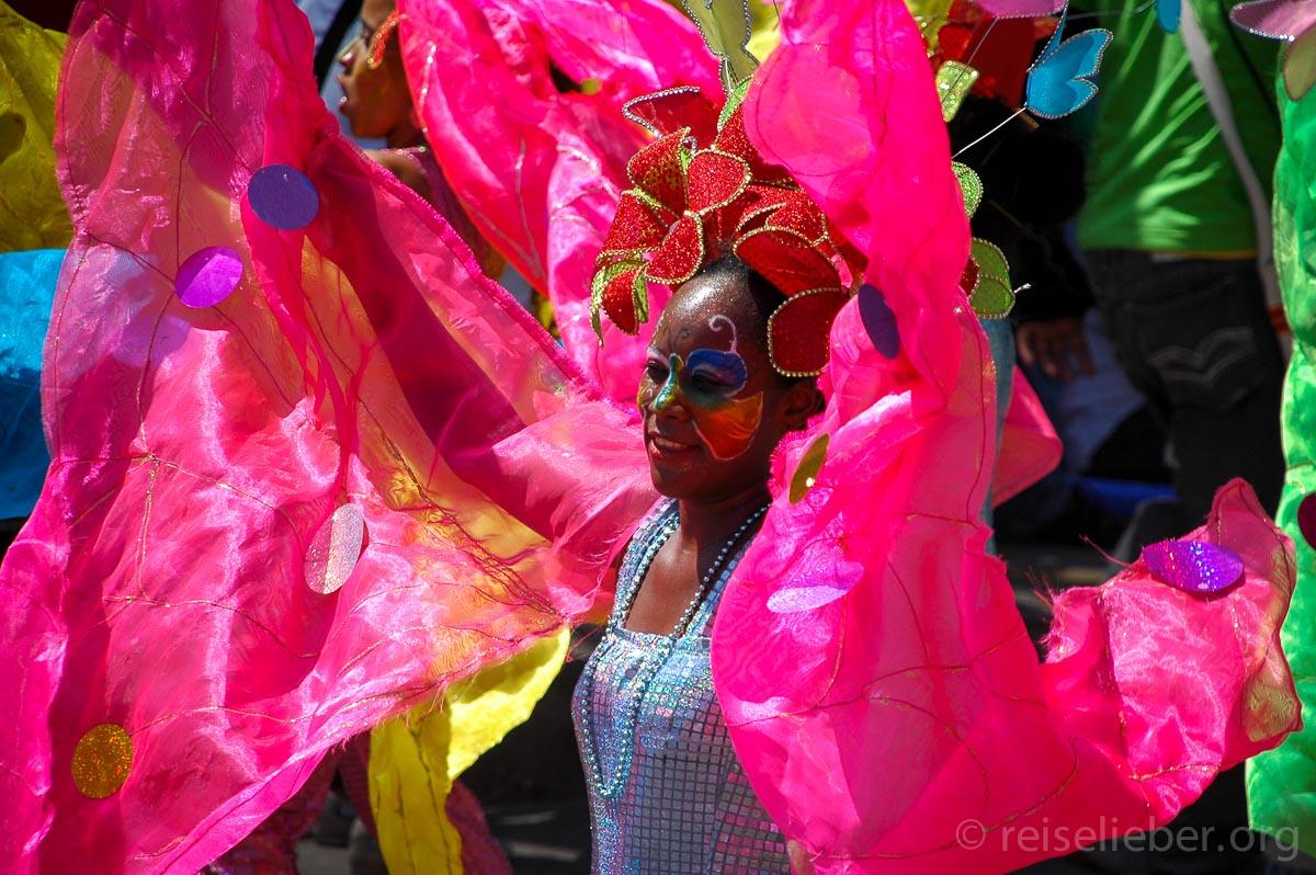 Kostüm, Carnaval de Baranquilla