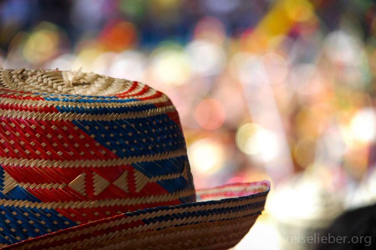 Hut, Kostüm, Carnaval de Barranquilla