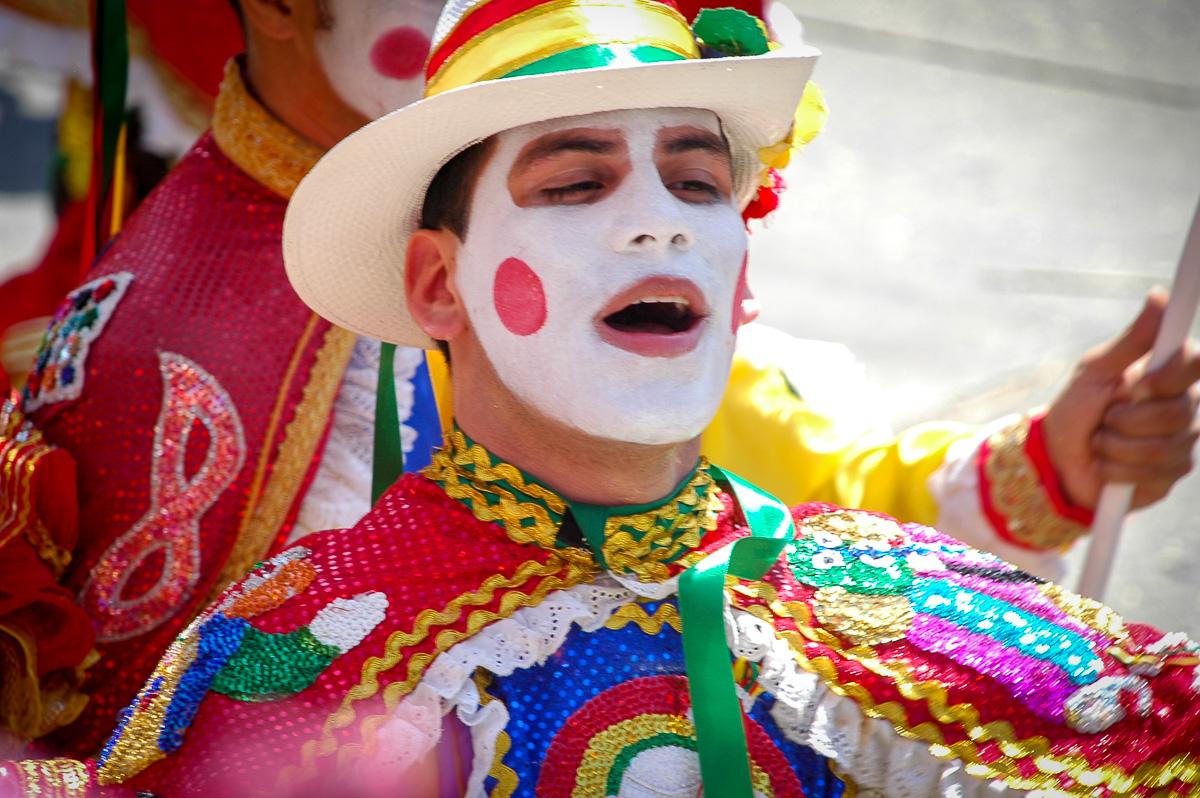 Garabato, Carnaval de Barranquilla