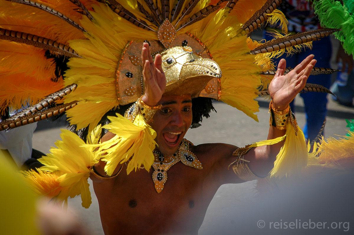 Kostüm, Carnaval de Barranquilla