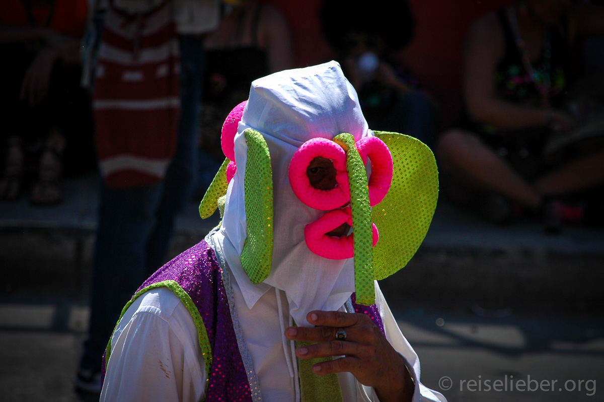 Marimonda, Carneval de Barranquilla