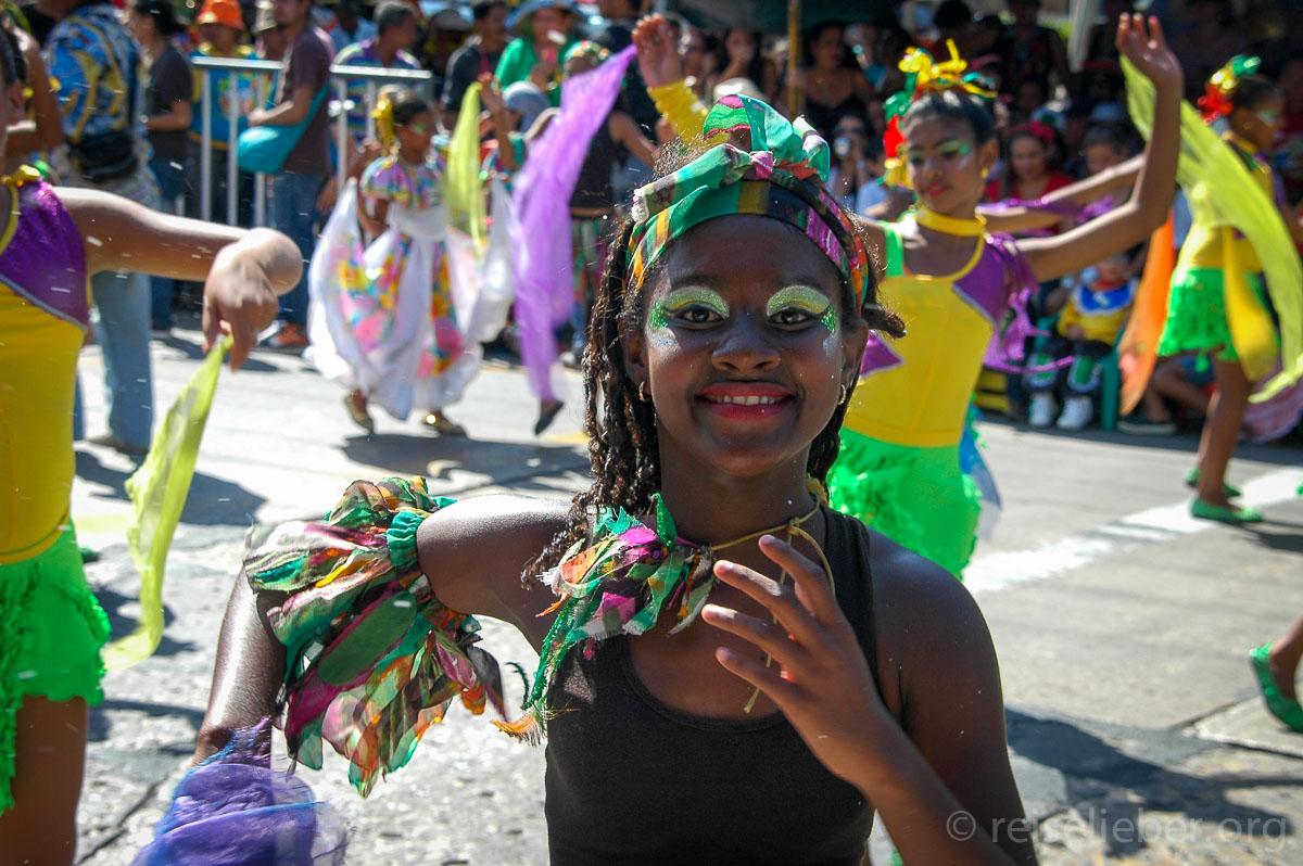 Parada de Ninos, Carnaval de Barranquilla
