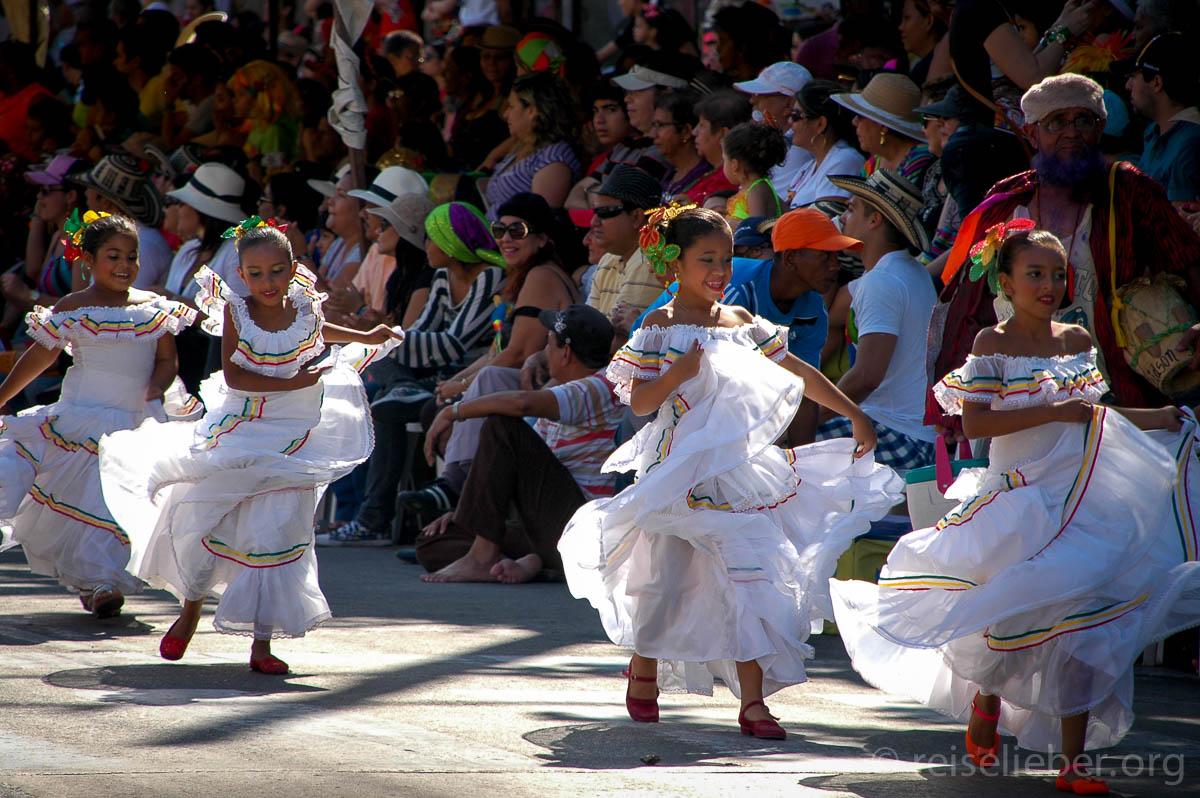 Kinderparade, Carnaval de Barranquilla