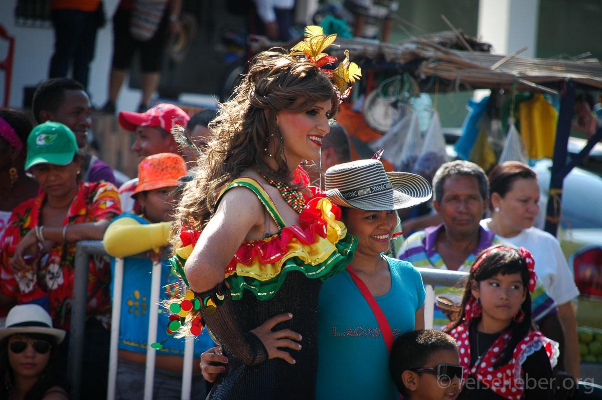 Transvestit, Carnaval de Baranquilla