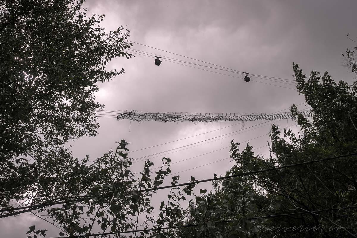 Materialbahn in Chiatura