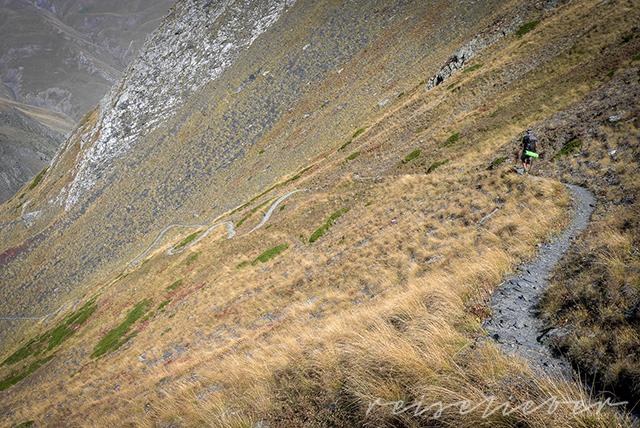 Wanderer in Tuschetien