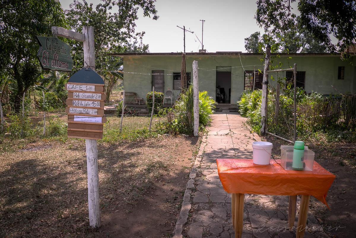 Kubanisches Café