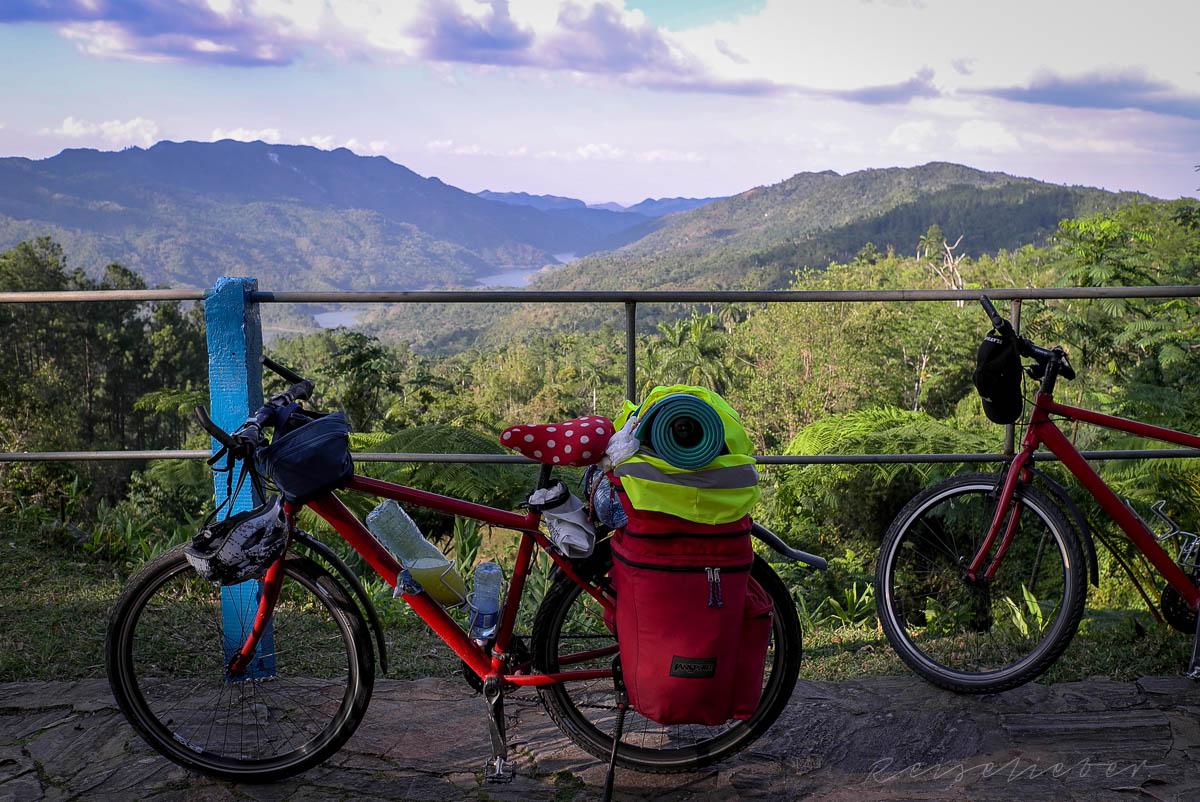 Fahrräder auf Kuba
