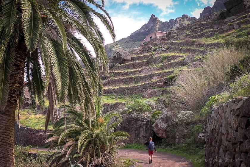 Wandern auf Teneriffa