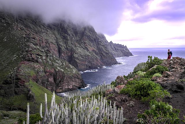Nordküste von Teneriffa