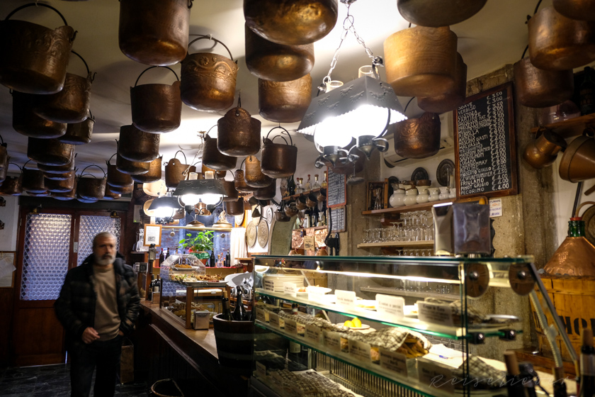 Cantina Do Mori, Bacari in Venedig