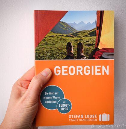 Georgien Reiseführer vom Stefan Loose Verlag