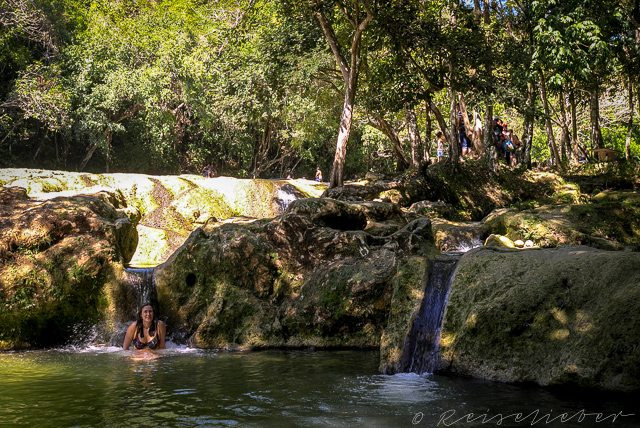 Baños de San Juan in Kuba