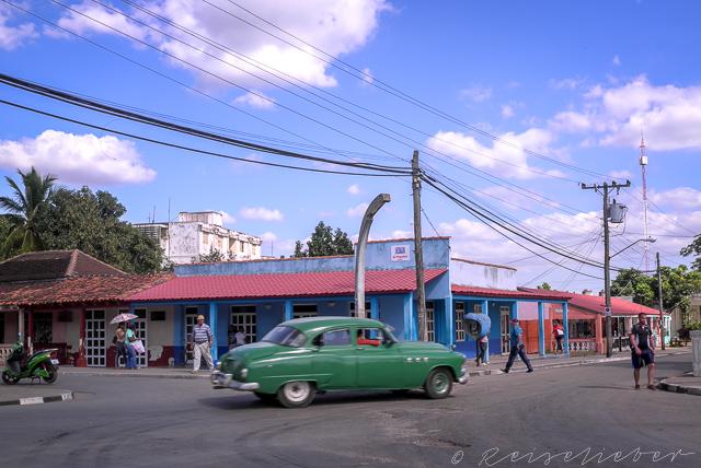 Kubanische Kleinstadt