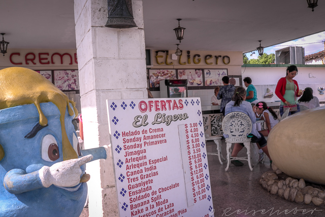 Eislanden auf Kuba