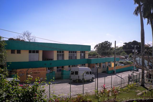 Poliklinik auf Kuba