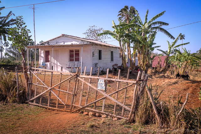 Haus bei Viñales