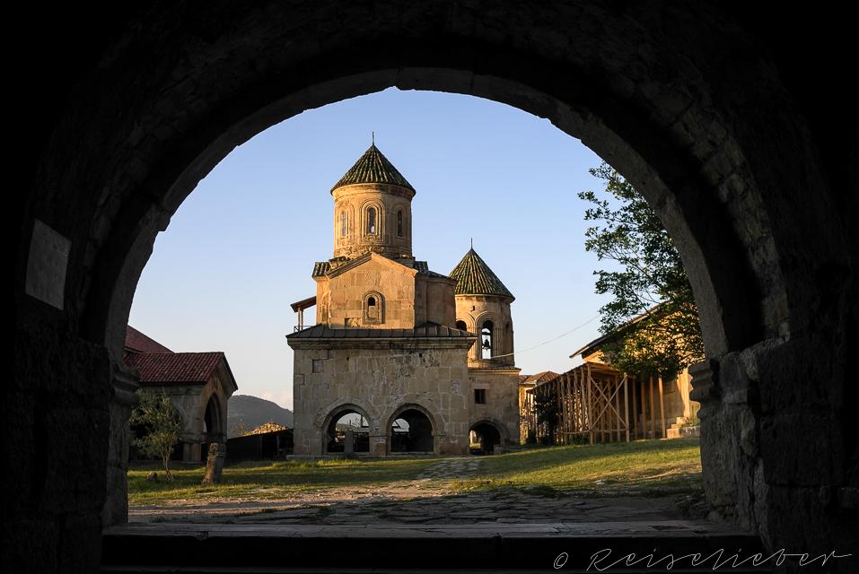 Kloster von Gelati in Georgien