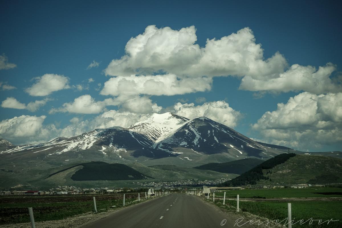Erloschener Vulkan Didi Abuli