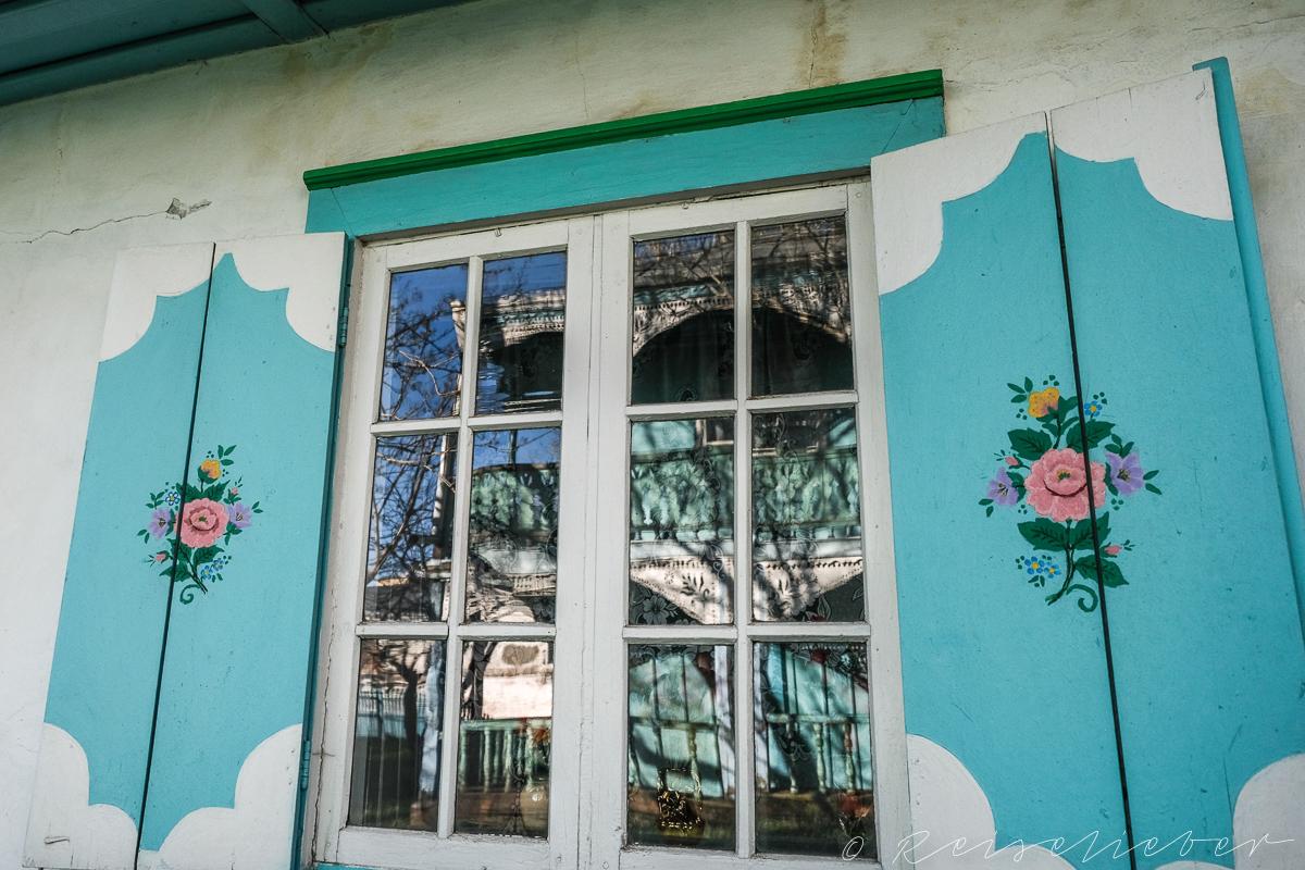 Das Gemeinschaftshaus der Duchoborzen