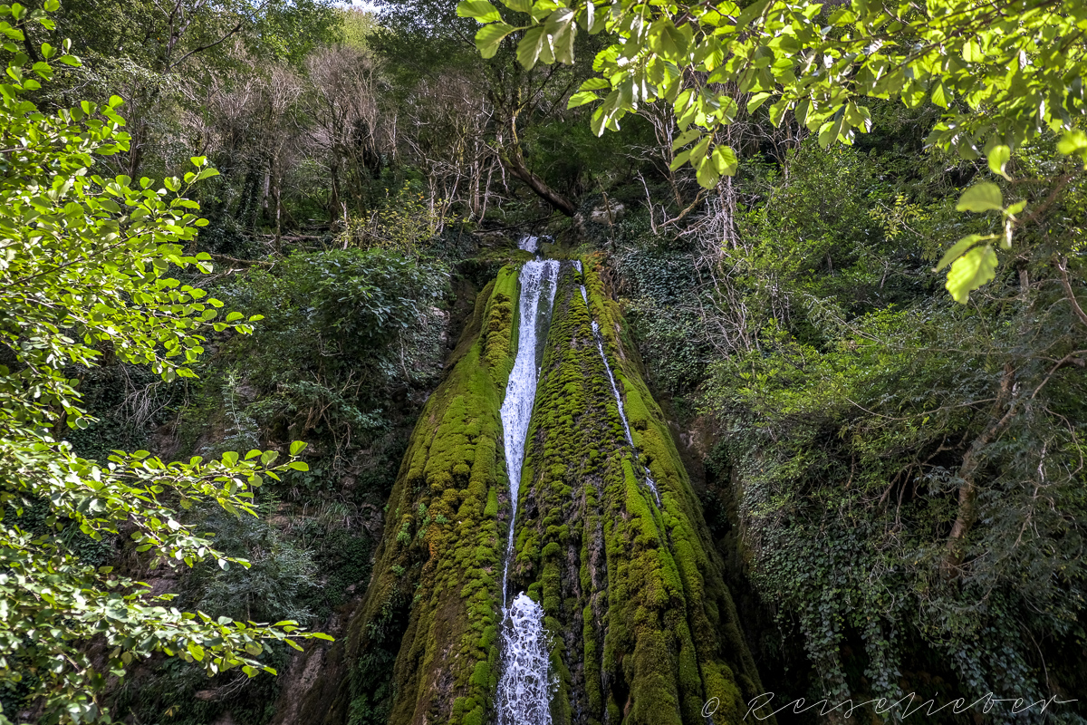 Khagu Wasserfall im Balde Canyon