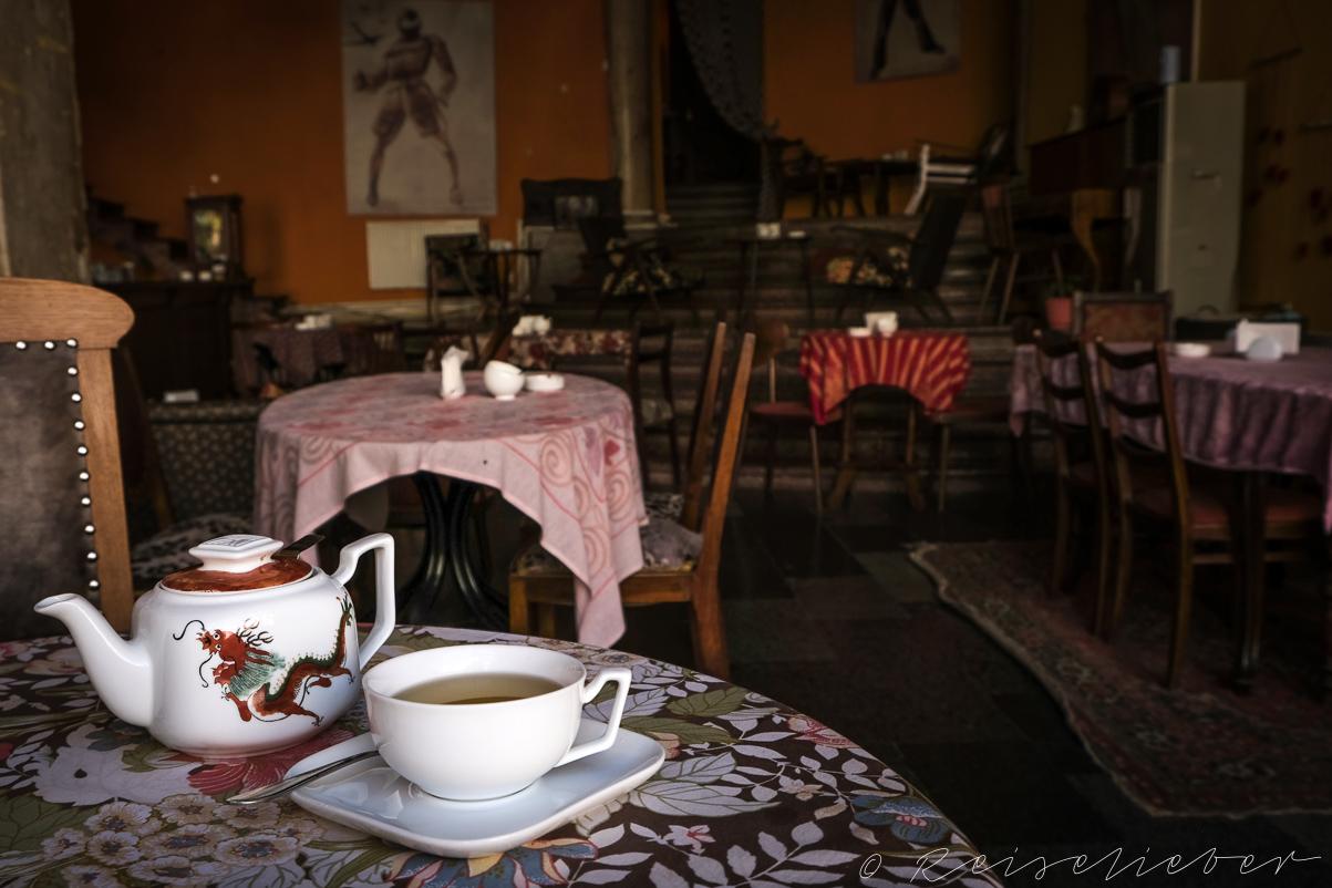 Tea House Foe Foe in Kutaissi