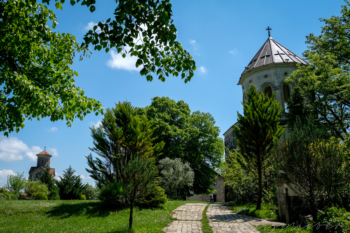 Martvili Kloster