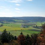Blick ins Urdonautal südlich von Dollnstein